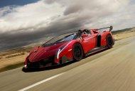 Lamborghini Veneno Roadster unveiled
