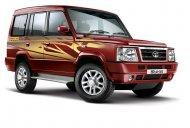 Next gen Tata Sumo based on 'Raptor' lightweight platform - Report