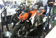IAB Report - 2014 Kawasaki Z1000 arrives in Indian showrooms next month, pre-bookings commence