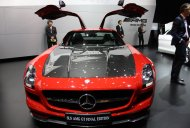 2013 Tokyo Motor Show Live - Mercedes-Benz SLS AMG GT Final Edition