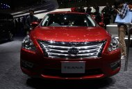 2013 Tokyo Motor Show Live - 2014 Nissan Teana