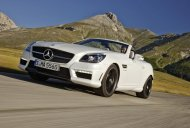 Mercedes SLK 55 AMG to launch in India on December 2