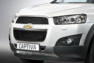 Spied - Chevrolet Captiva to get another facelift