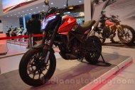 IAB Report - Honda's festive season 160 cc motorcycle not based on CX-01 Concept