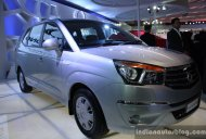 Auto Expo Live - Ssangyong Rodius MPV & Rexton 2.0L variant unveiled