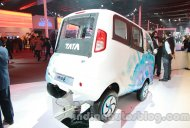 Auto Expo Live - Tata Magic Iris Electric revealed