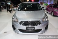 Report - Mitsubishi Attrage sedan to be rebadged as a Fiat Chrysler for Asian markets