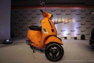 IAB Report -  Piaggio Vespa S launched in India