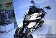 [Images Updated] Bangkok Live - Yamaha TriCity production model