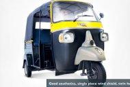 Report - Piaggio Apé City diesel autorickshaw launched at Rs 1.8 lakh