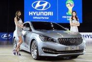 IAB Report - Hyundai Grandeur diesel, Hyundai AG sedan unveiled in Busan