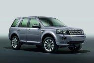 IAB Report - Land Rover Freelander Metropolis Edition announced