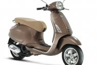 IAB Report - India-only Vespa Elegante is an accessorized VX with split seat