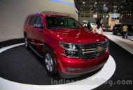 Moscow Live - 2015 Chevrolet Tahoe & 2015 Chevrolet Silverado