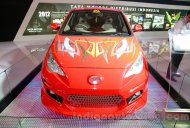 Indonesia Live - Completely modified 3-door Tata Vista showcased