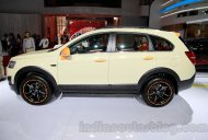 Indonesia Live - Chevrolet Captiva special edition, Aveo Manchester United edition