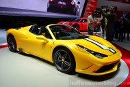 Paris Live - Ferrari 458 Speciale Aperta