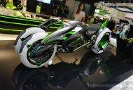 INTERMOT 2014 Live - Kawasaki J-Concept