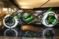 Kawasaki Concept J (electric three wheeler) video released