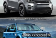 Old vs New - Land Rover Discovery Sport vs Freelander