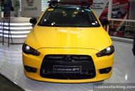 Live - Mitsubishi at the Philippines International Motor Show 2014