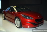 Live - Peugeot at the Philippines International Motor Show 2014