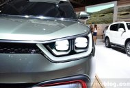 Report - Ssangyong X100 compact SUV to launch in early 2015 with 1.6L engine