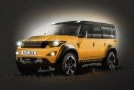 Next-gen 2019 Land Rover Defender already undergoing road-tests