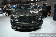 Paris Live - Bentley Mulsanne Speed [Gallery update]