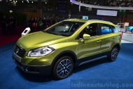 Paris Live - India-bound Suzuki SX4 S-Cross, Celerio accessorized, Swift Sport