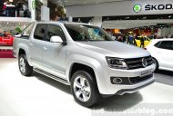 Paris Live - VW Amarok Ultimate