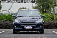China - 2015 Ford Escort sedan to be launched at the Guangzhou Motor Show