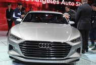 Report - Every design element of Audi Prologue concept will influence future models