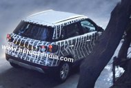 Spied - Maruti YBA (Ford EcoSport rival) to feature 1.5L diesel & AWD