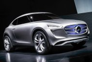IAB Report - Mercedes G-Code compact SUV concept revealed [Video]