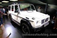 Guangzhou Live - Mercedes GLK 300 Prime Edition & G 500 Rock Edition
