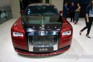 Guangzhou Live - Rolls Royce Ghost Carbon Edition & Phantom Metropolitan