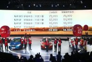 Chevrolet Sail 3 Sedan (Next gen Chevrolet Sail) launched - China