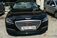 Hyundai Genesis spotted in Chennai - Report