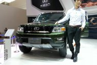 Old Mitsubishi Pajero becomes the Leopaard Q6 SUV in China - IAB Report
