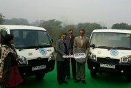 Mahindra Maxximo Electric to ferry tourists near Taj Mahal - IAB Report