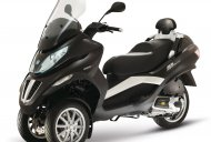 Piaggio MP3 Hybrid scooter imported for R&D purpose - Report