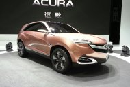 Acura trademarks 'CDX'; to be used on Vezel/HR-V based SUV - Report