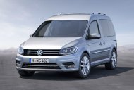 Not-for-India 2015 Volkswagen Caddy unveiled - IAB Report