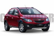 Chevrolet Onix Cross on the anvil - Brazil