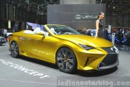 Lexus RC Convertible (Lexus RC-C) to be launched in 2016 - Report