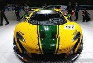 McLaren P1 GTR - 2015 Geneva Live