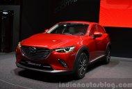 Mazda CX-3 - 2015 Geneva Live