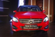 More powerful 2015 Mercedes B Class (facelift) launched in India at INR 27.95 lakhs - IAB Report
