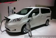 Nissan e-NV200 seven-seater - 2015 Geneva Live